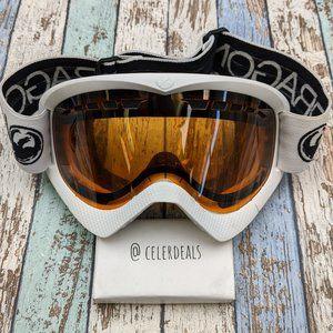Dragon DX White Lumalens Unisex Goggles/SEF538